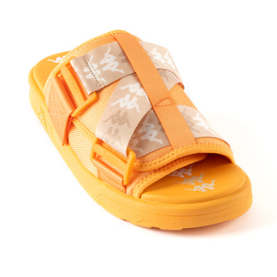 222 Banda Mitel 7 Sandals - Orange Beige