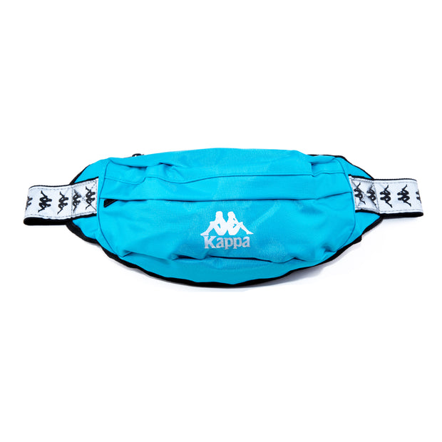 222 Banda Danky Reflective Pouch Bag Blue Bird Grey Reflective