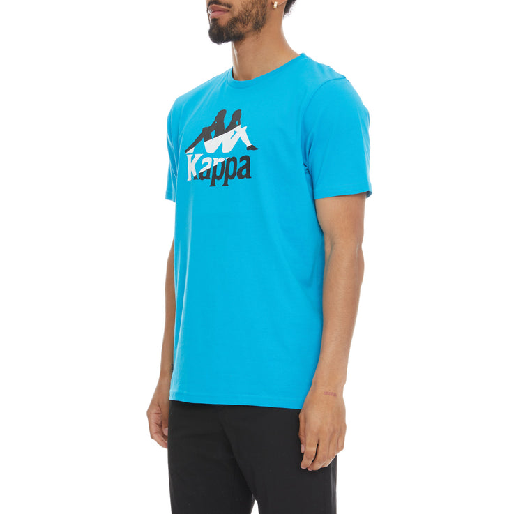 Authentic Football Barta T-Shirt - Blue