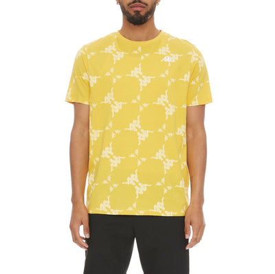 Authentic Ebit T-Shirt - Yellow Vanilla