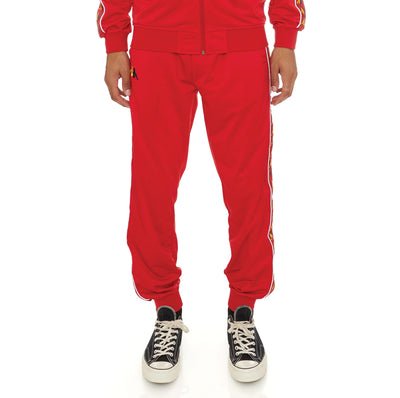 222 Banda Taggart Trackpants - Red