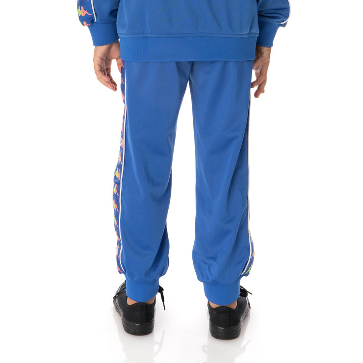 Kids 222 Banda Taggart Trackpants - Blue