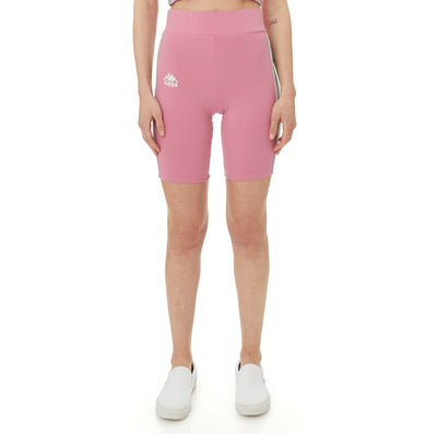 222 Banda Utuado Bike Shorts - Pink