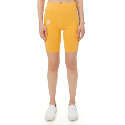 222 Banda Utuado Bike Shorts - Honey