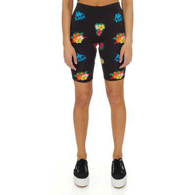 Authentic Palembang Bike Shorts - Black