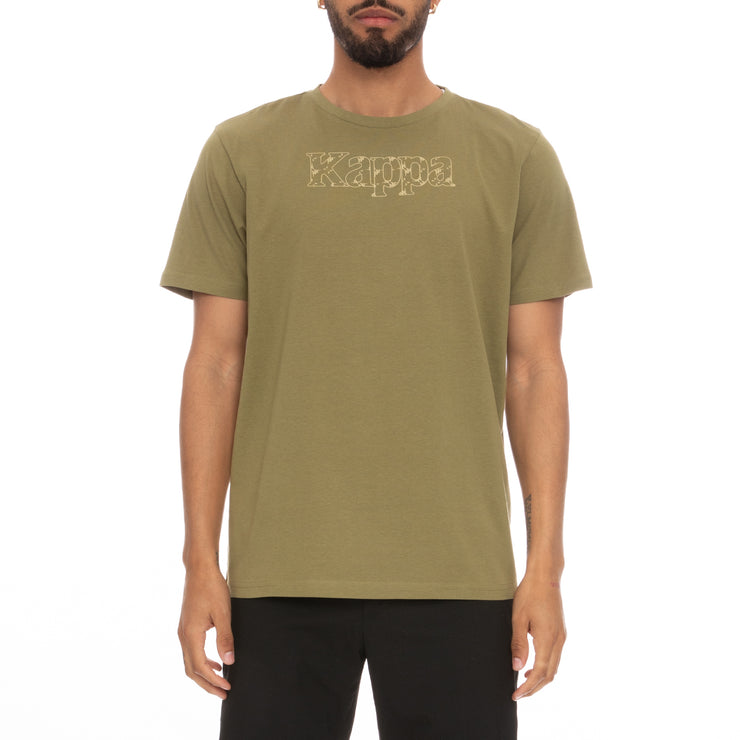 Authentic Lambro T-Shirt - Green White