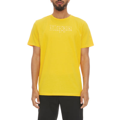 Authentic Lambro T-Shirt - Yellow Vanilla