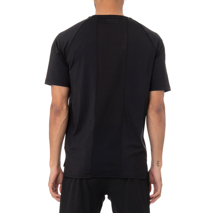 Kombat Bakro Active T-Shirt - Black