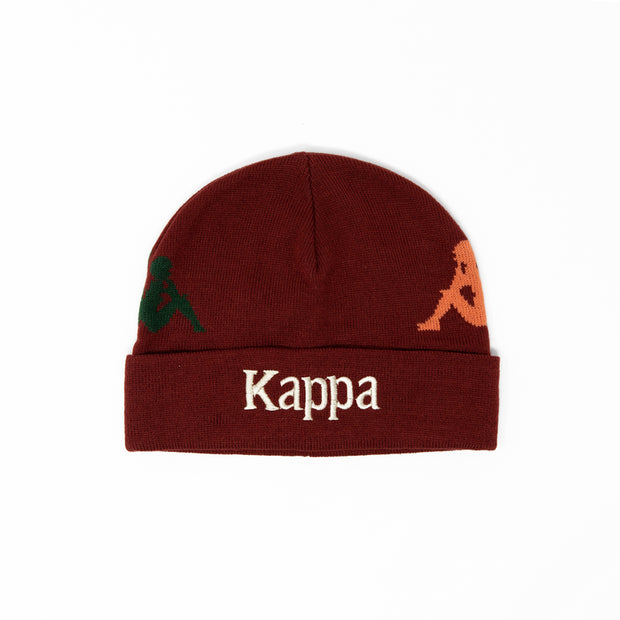 Kappa Authentic Klaster Beanie - Red