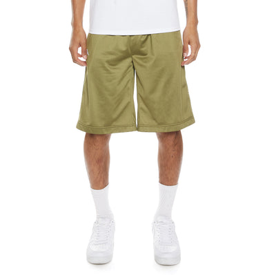 222 Banda Treadwellzin Shorts - Green Olive
