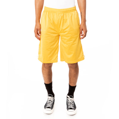 222 Banda Treadwellzin Shorts - Yellow Vanilla