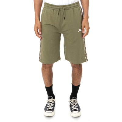 222 Banda Marvzin Shorts  - Green Olive