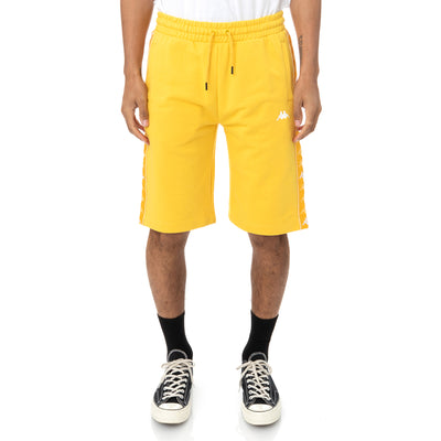 222 Banda Marvzin Shorts - Yellow Vanilla