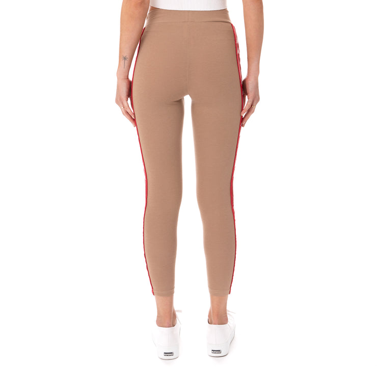 222 Banda Baldhill Leggings - Brown Red