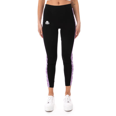 222 Banda Baldhill Leggings - Black Violet
