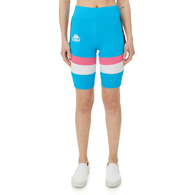 Authentic Football Lampung Bike Shorts - Blue