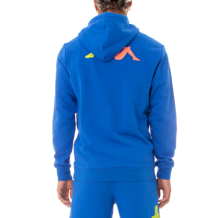 Kappa Authentic Haris Hoodie - Blue