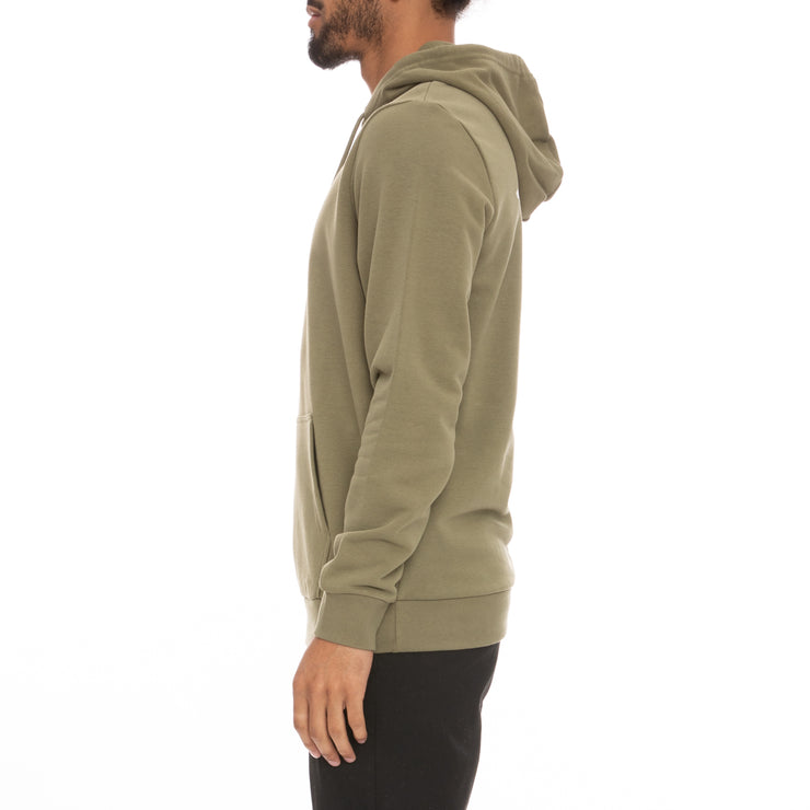 Authentic Haris Hoodie - Green White