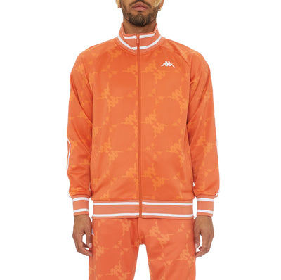 Authentic Belice Track Jacket - Orange White
