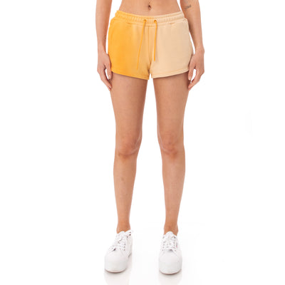 Kappa Authentic Makassar Shorts - Orange
