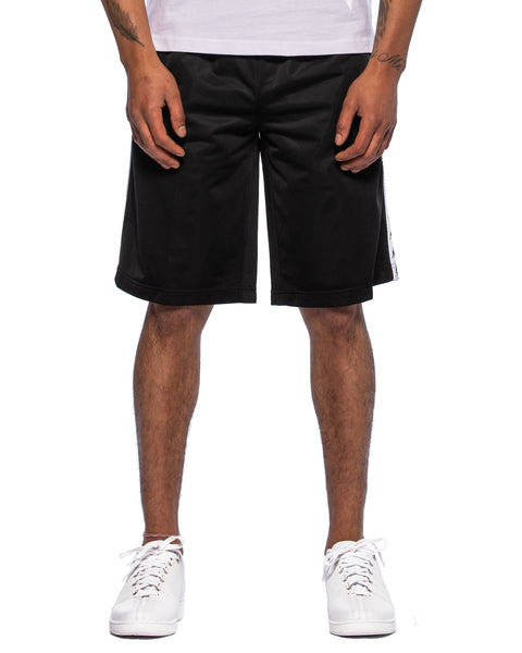 222 Banda Treadwell Black White Shorts