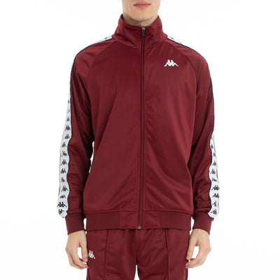 222 Banda Anniston Track Jacket - Red