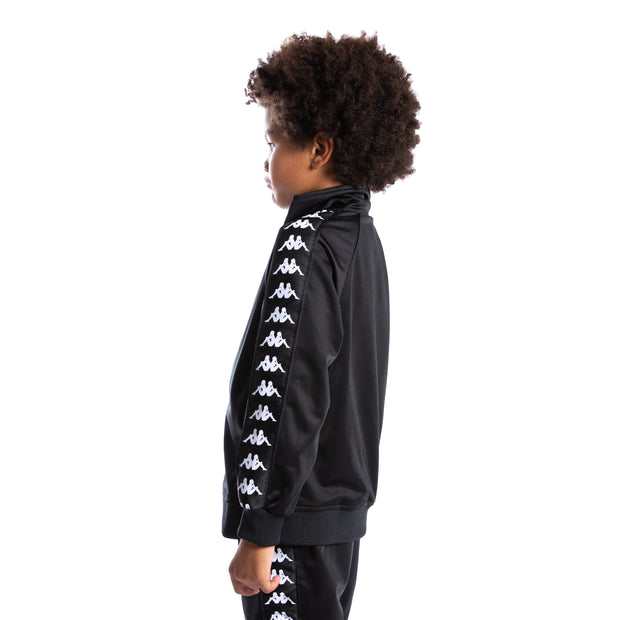 Kids 222 Banda Anniston Track Jacket - Black Black