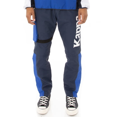 Authentic Hike Utility Bender 2 Woven Pants - Blue