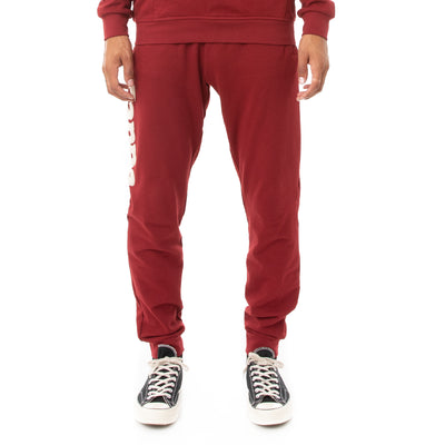 Authentic Kaios Sweatpants - Red