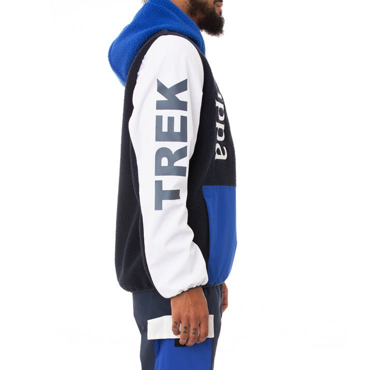 Kappa Authentic Hike Dave 2 Half-Zip Hoodie