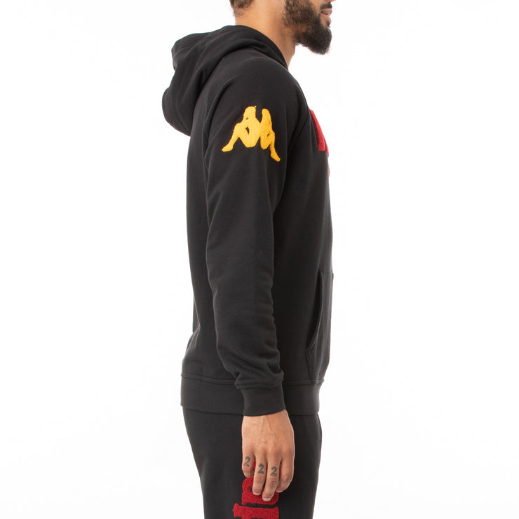 Kappa Authentic Katio Hoodie - Black