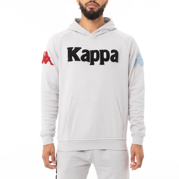 Kappa Authentic Katio Hoodie - Grey