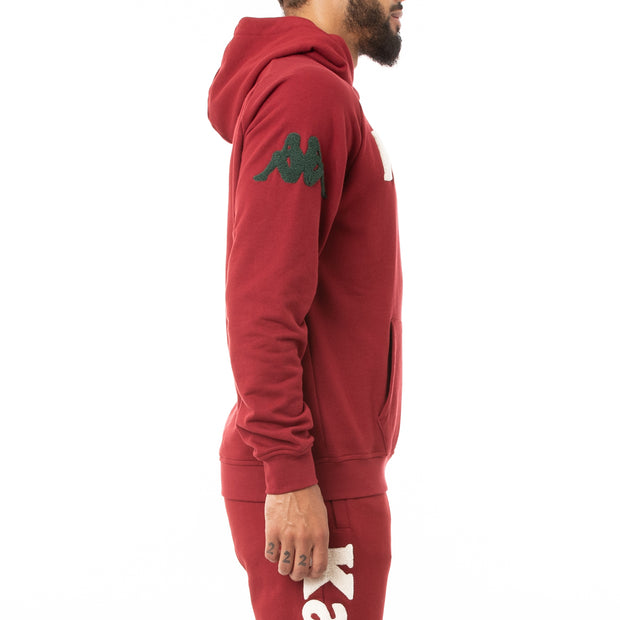 Kappa Authentic Katio Hoodie - Red