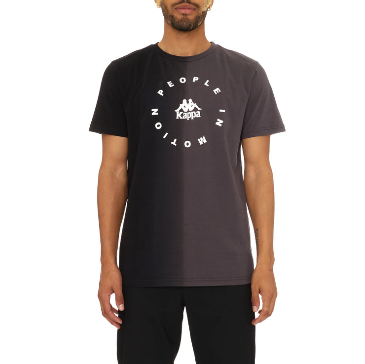 Authentic Dipte T-Shirt - Black Grey White