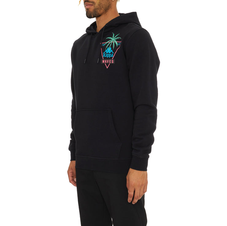 Authentic Oracabessa Hoodie - Black