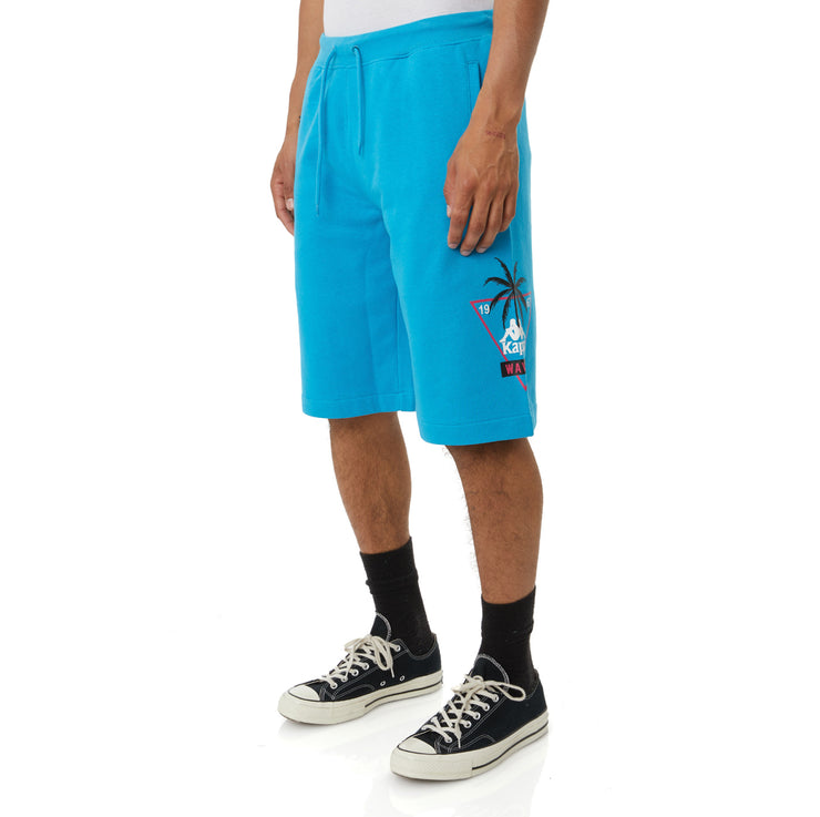 Authentic Falmouth Shorts - Blue