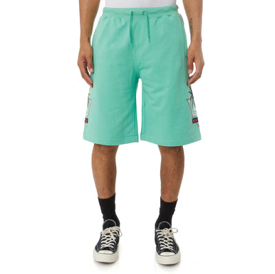 Authentic Falmouth Shorts - Green
