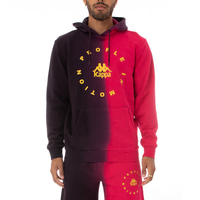 Authentic Mookie Hoodie - Black Fuchsia