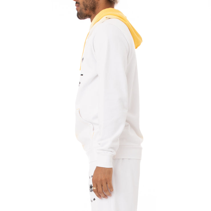 Authentic Mookie Hoodie - Yellow White