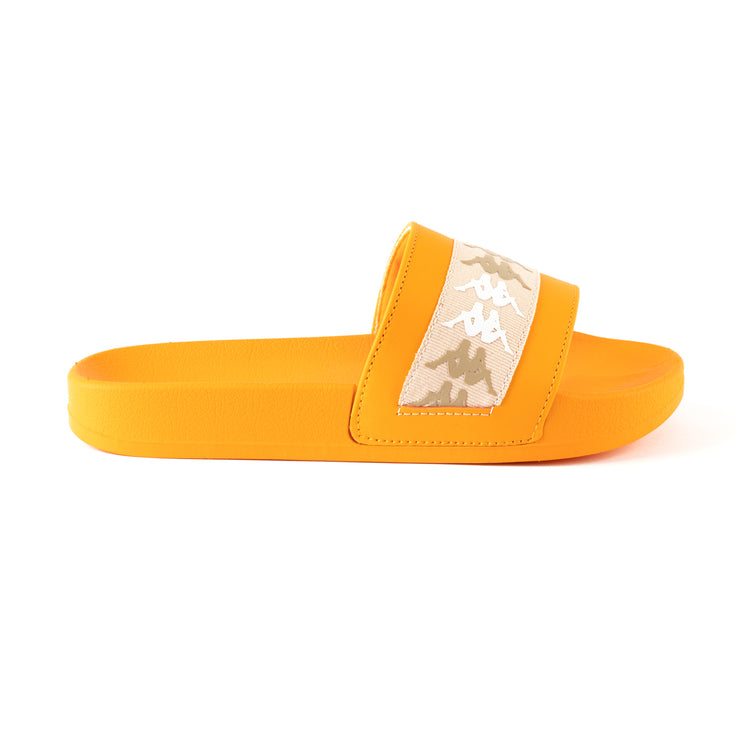 222 Banda Adam 15 Slides - Orange Beige