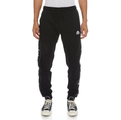 222 Banda Alanz 3 Sweatpants - Black Grey White