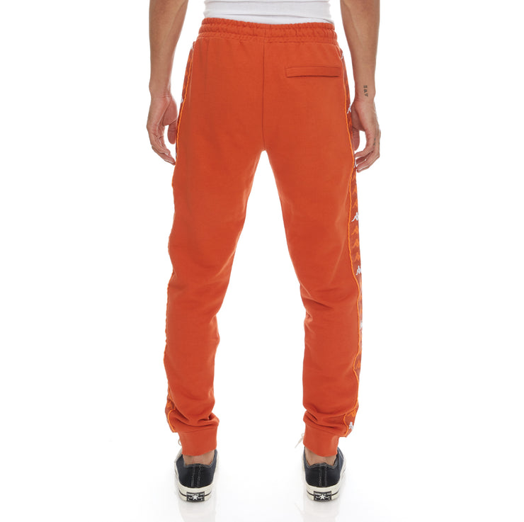 222 Banda Alanz 3 Sweatpants - Orange Dusty White