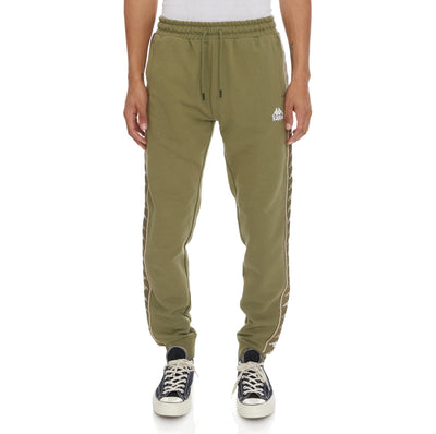 222 Banda Alanz 3 Sweatpants  - Green Olive