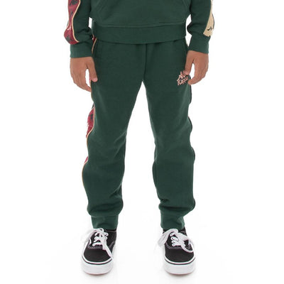 Kids 222 Banda Alanz 3 Sweatpants - Green