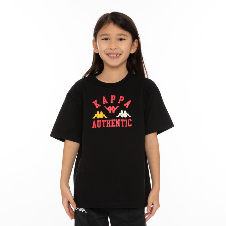 Kids Authentic Kastro T-Shirt - Black