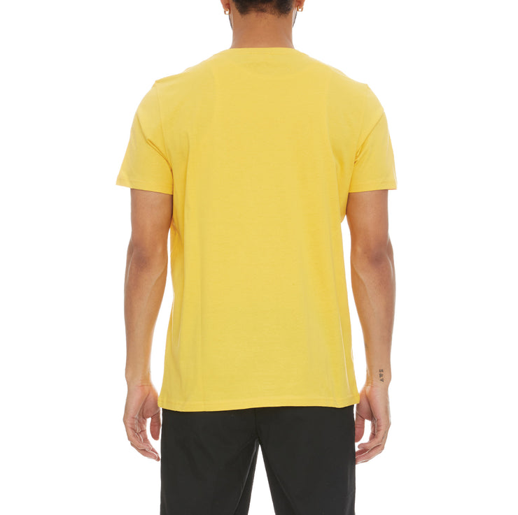 Authentic Savio T-Shirt - Yellow Vanilla