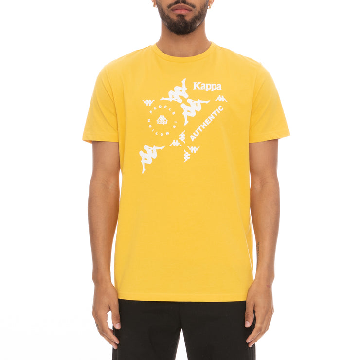 Authentic Taro T-Shirt - Yellow Vanilla