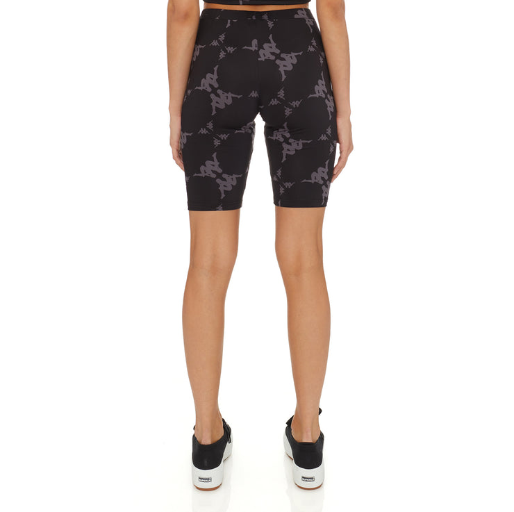 Authentic Malin Bike Shorts - Black Grey White