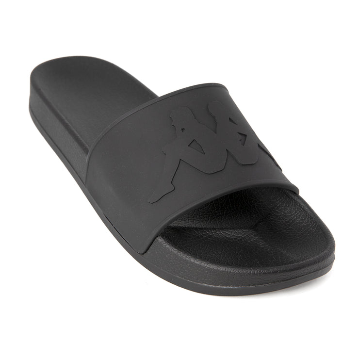 Authentic Caius 2 Slides - Black