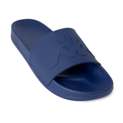 Authentic Caius 2 Slides - Blue Md Cobalt